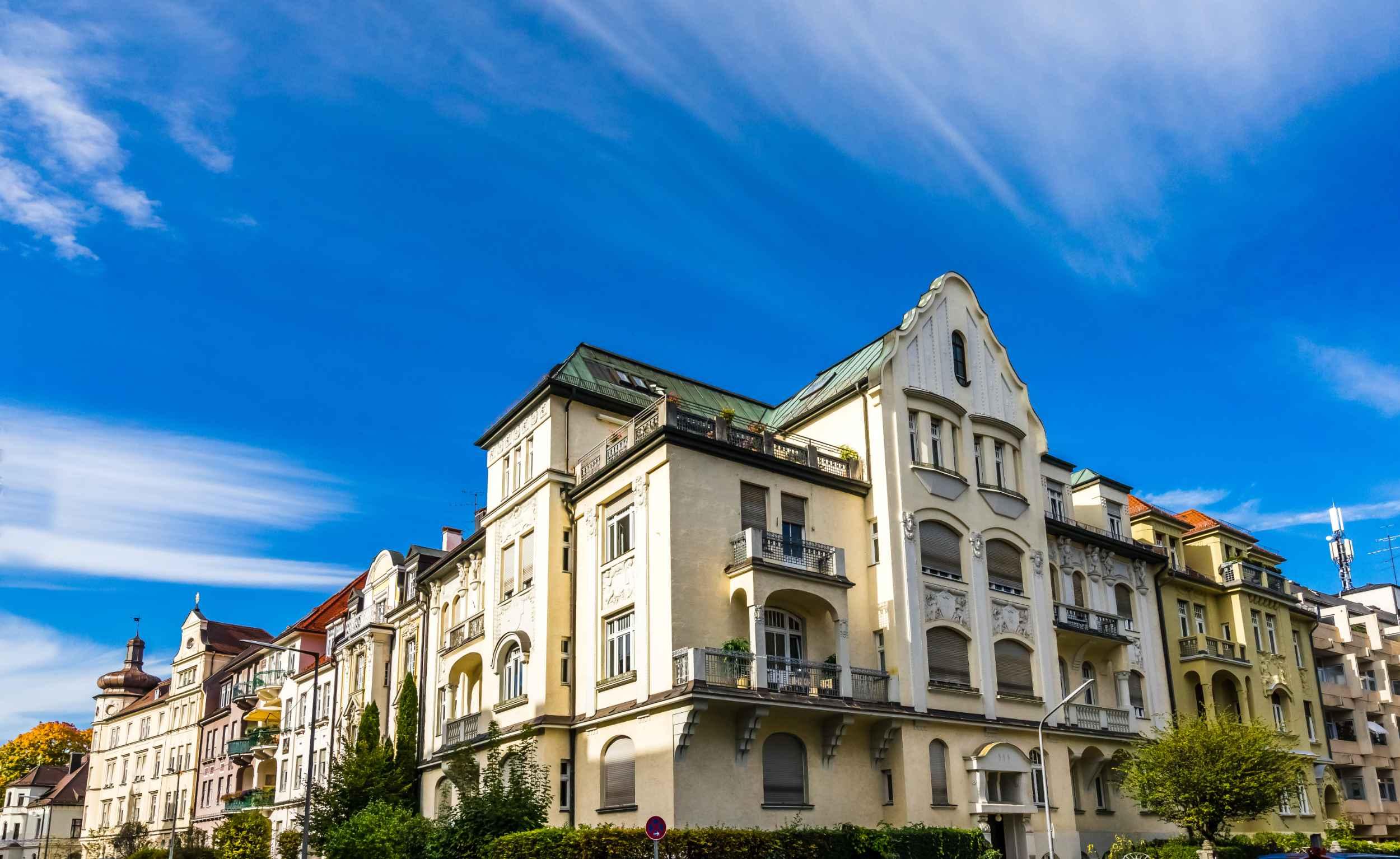 Immobilie in Bogenhausen München